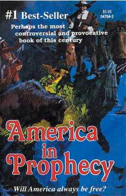 America in Prophecy paperback