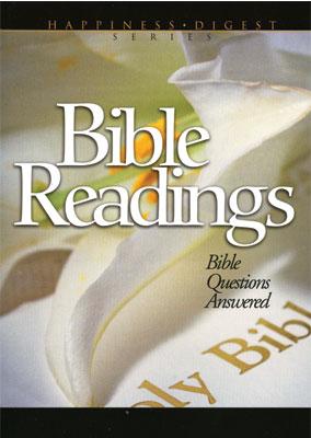 Bible Readings book