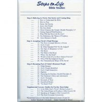 Steps to Life Bible Studies