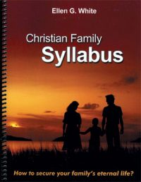 Christian Family Syllabus book