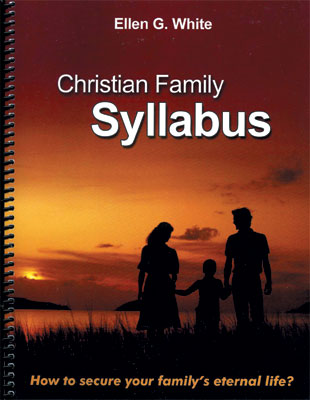 Christian Family Syllabus book