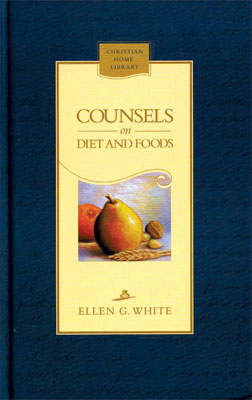 Counsels on Diet and Foods hb