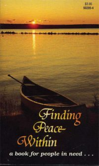 Finding Peace Within paperback