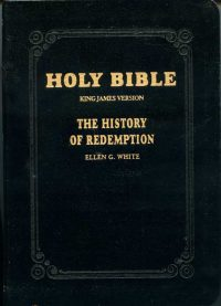 Holy Bible KJV and History of Redemption