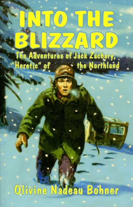 Into the Blizzard front