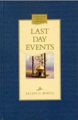 Last Day Events hardback