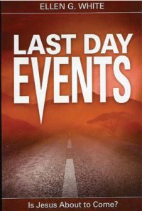 Last Day Events paperback
