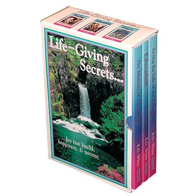 Life Giving Secrets book set