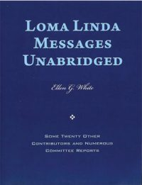 Loma Linda Messages book
