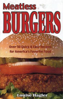 Meatless Burgers book