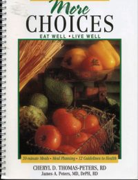 More Choices book