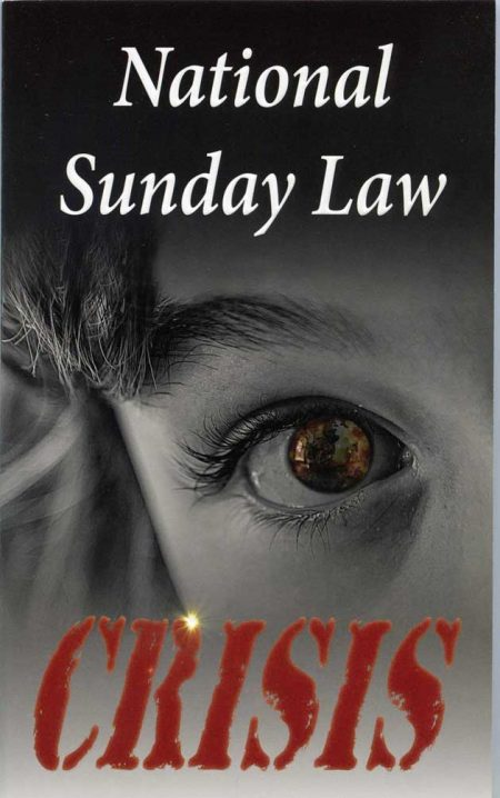 National Sunday Law Crisis cover