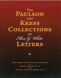 The Paulson and Kress Collections of EGW Letters book