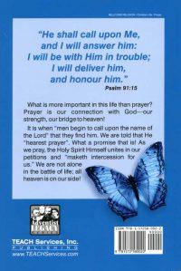 Power of Prayer Back