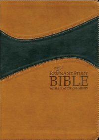 Remnant Study Bible KJV