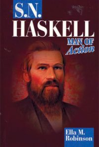S.N. Haskell Man of Action book