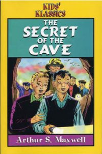 The Secret of the Cave book