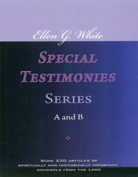 Special Testimonies - Series A and B book
