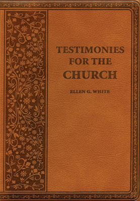 Testimonies for the Church - 9 Volume Set book