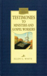 Testimonies to Ministers book