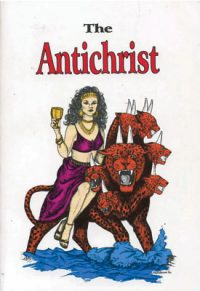 The Antichrist book