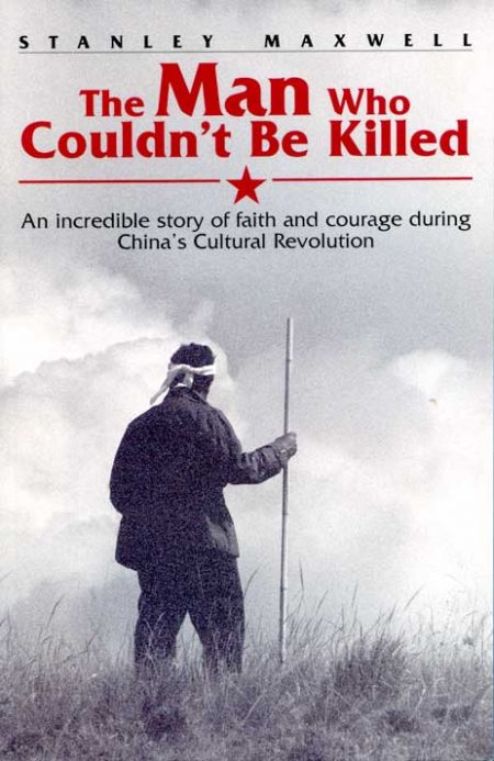 The Man Who Couldn't Be Killed front