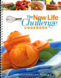 The New Life Challenge cookbook cover