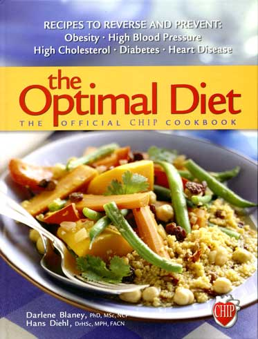 The Optimal Diet cover
