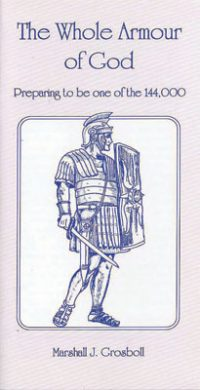 The Whole Armour of God booklet