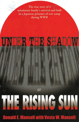 Under the Shadow of the Rising Sun book