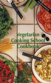 Vegetarian Cooking School Cookbook