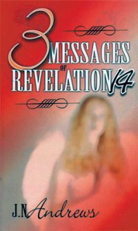 3 Messages of Revelation 14 bookcover