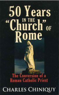 """50 Years in the """"Church"""" of Rome50 Years in the """"Church"""" of Rome"""