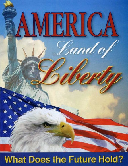 America Land of Liberty cover