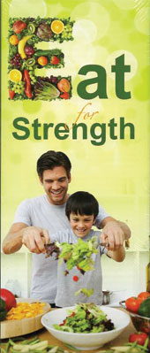 Eat for Strength tract