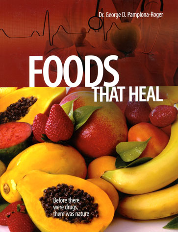 Foods that Heal cover