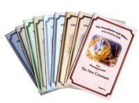 Foundation and Pillars of the Christian Faith - Booklets