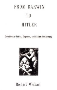 From Darwin to Hitler book