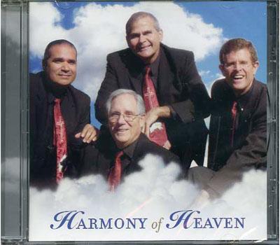 Harmony of Heaven CD