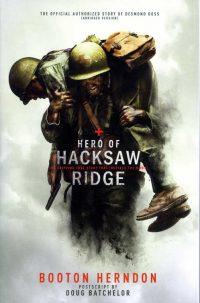 Hero of Hacksaw Ridge cover