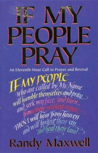 If My People Pray book