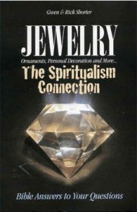 Jewelry - The Spiritualism Connection book