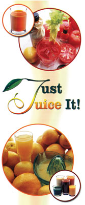 Just Juice It tract