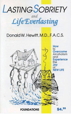 Lasting Sobriety and Life Everlasting book
