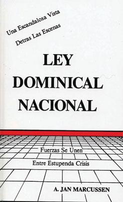 Ley Dominical Nacional