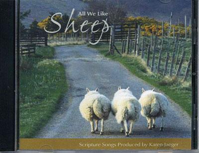 All We Like Sheep - CD