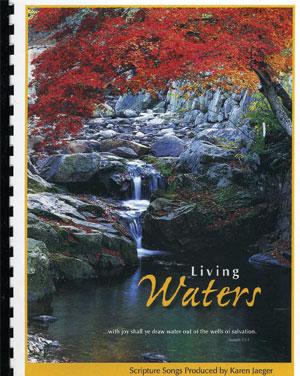 Living Waters - Songbook