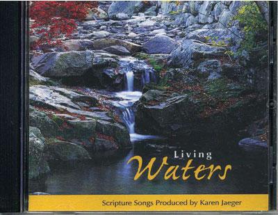 Living Waters - CD