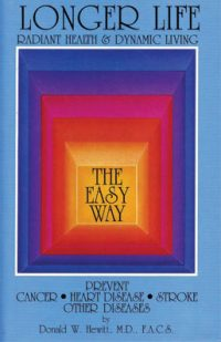 Longer Life the Easy Way book