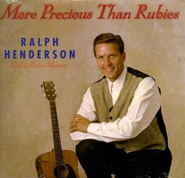 More Precious than Rubies CD